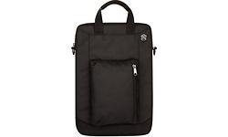 "STM Ace Vertical Cargo Briefcase 14"" Black"