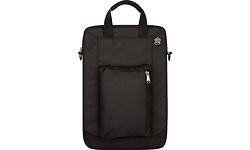 """STM Ace Vertical Cargo Bag Briefcase 14"""" Black"""