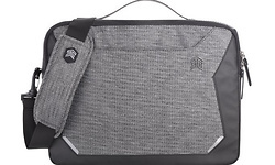 "STM Myth Briefcase 15"" Black/Grey"