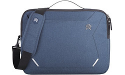 "STM Myth Briefcase 15"" Black/Blue"