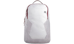 "STM Myth Backpack 15"" White/Red"
