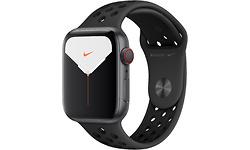Apple Watch Nike Series 5 4G 44mm Black Sport Band Black