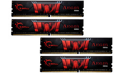 G.Skill Aegis Black 32GB DDR4-3200 CL16 quad kit