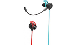 Hori Gaming Earbuds Pro Neon Blue/Red