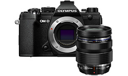 Olympus OM-D E-M5 Mark III 12-40 kit Black