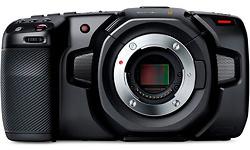 Blackmagic Pocket Cinema Camera 4K Black