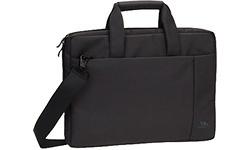 """Rivacase 8221 Briefcase 13,3"""" Black"""