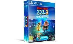Asterix & Obelix XXL 3 The Crystal Menhir Limited Edition (PlayStation 4)