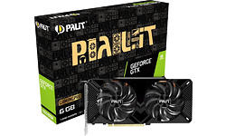 Palit GeForce GTX 1660 Super Gaming Pro 6GB