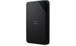 Western Digital Elements SE Portable 5TB Black