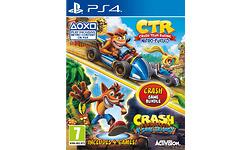 Crash Team Racing / Crash Bandicoot Nsane Trilogy (PlayStation 4)