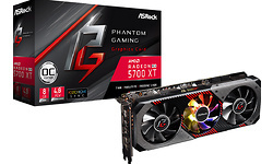 ASRock Radeon RX 5700 XT Phantom Gaming D OC 8GB