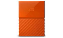 Western Digital My Passport Slim 2TB Orange