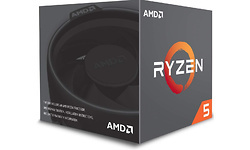 AMD Ryzen 5 1600 Boxed (12nm)