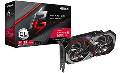 ASRock Radeon RX 5500 XT Phantom Gaming D OC 8GB