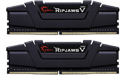G.Skill Ripjaws V Black 64GB DDR4-3200 CL16 kit