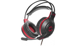Speedlink Celsor Gaming Headset Black/Red