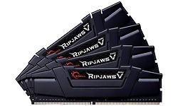 G.Skill Ripjaws V Black 32GB DDR4-3600 CL16 quad kit