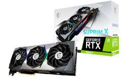 MSI GeForce RTX 3080 Ti Suprim X 12GB