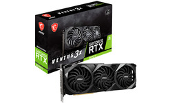 MSI GeForce RTX 3070 Ti Ventus 3X OC 8GB