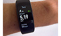 Samsung Gear Fit2 Large Black