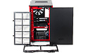 NZXT H200i Window Black/Red