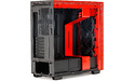NZXT H710 Window Black/Red