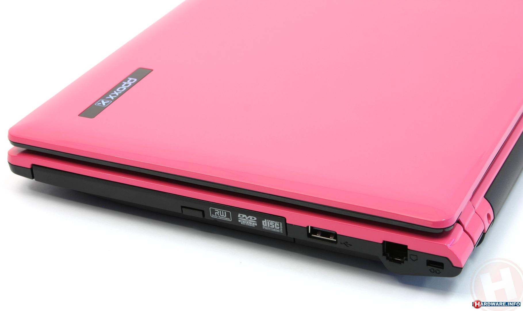 Nieuw Knalroze notebook getest - Hardware Info JU-93
