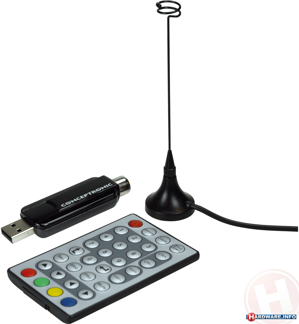 DOWNLOAD DRIVERS: CONCEPTRONIC USB 2.0 DIGITAL TV RECEIVER