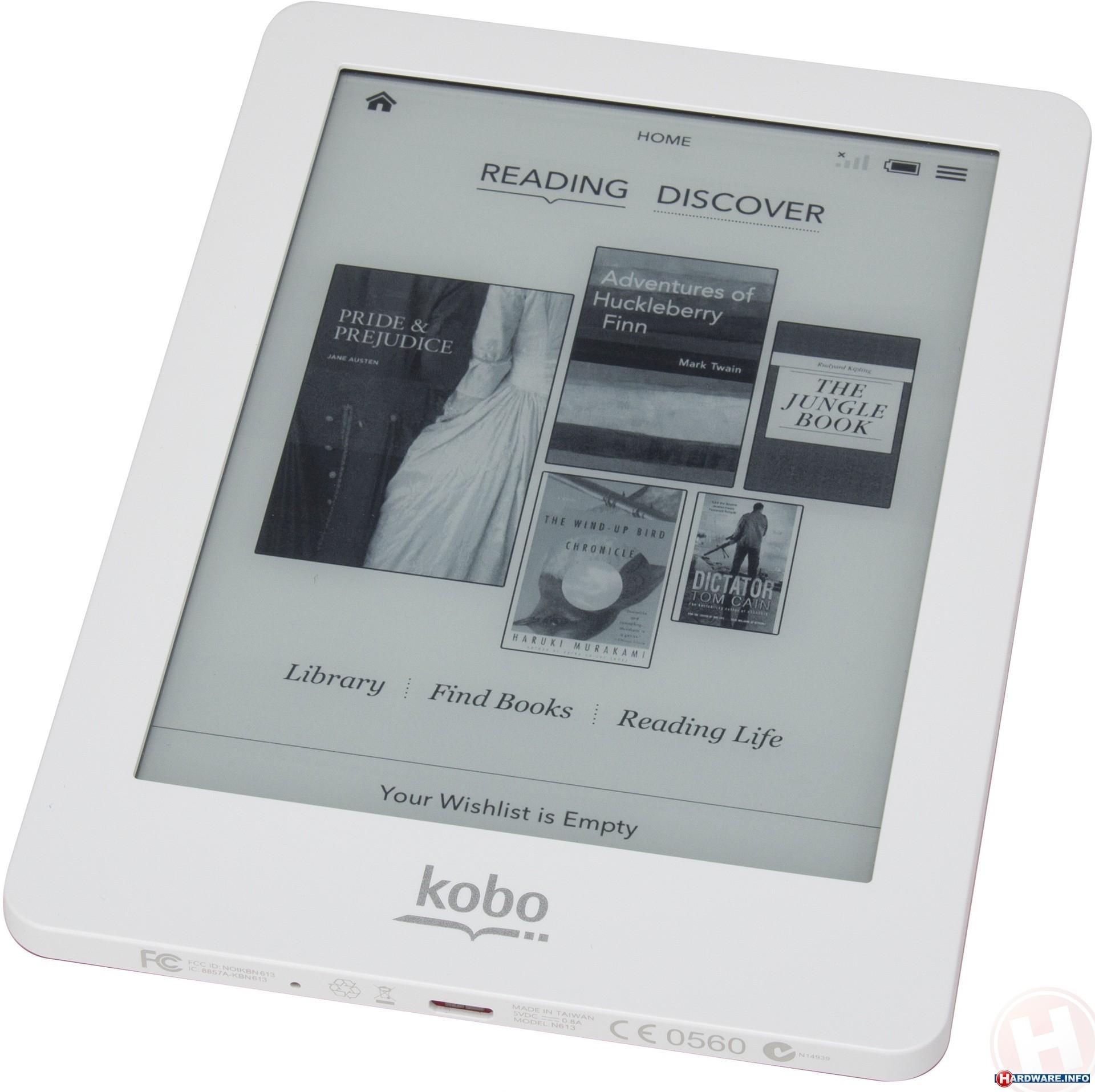 Kobo Glo e-reader review: de beste tot dusver - Hardware Info
