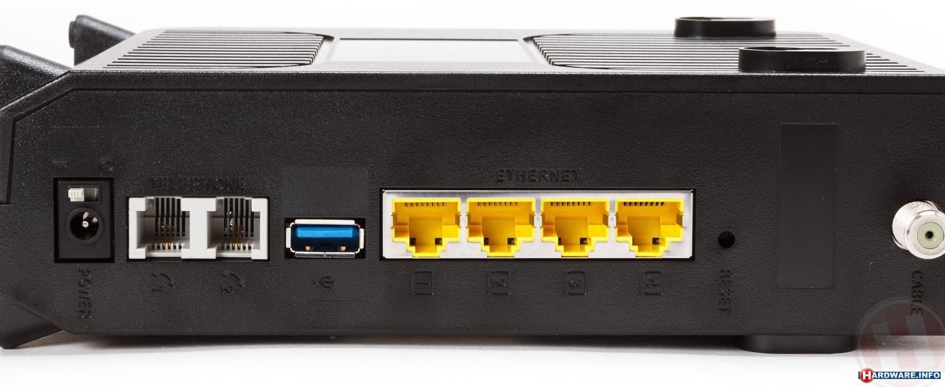 Cisco EPC3928AD router - Hardware Info