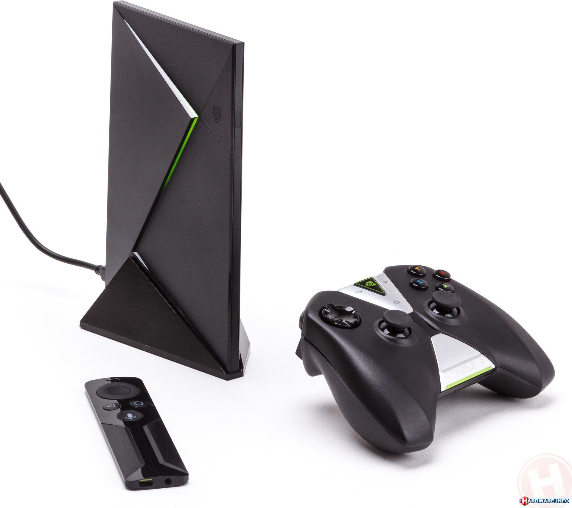 Nvidia Shield TV Pro 500GB (2015) android tv stick/box