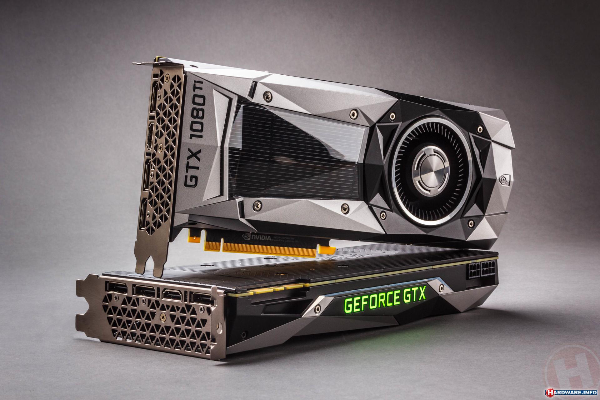 Nvidia GeForce GTX 1080 Ti review (incl  SLI): snelheidssprong voor