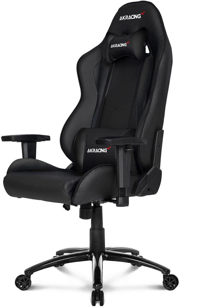 Stupendous Akracing Nitro Gaming Chair Carbon Black Theyellowbook Wood Chair Design Ideas Theyellowbookinfo