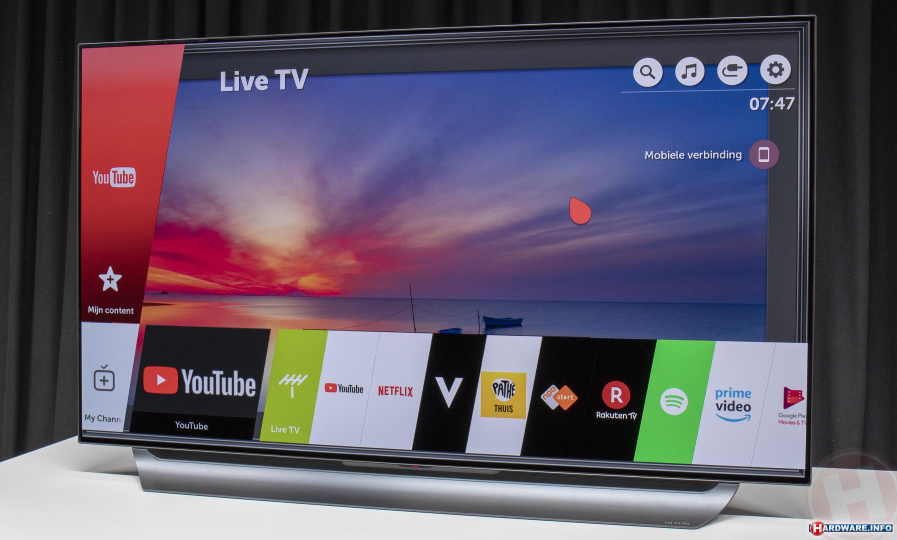 LG OLED C8 review: de beste (oled) tv van dit moment