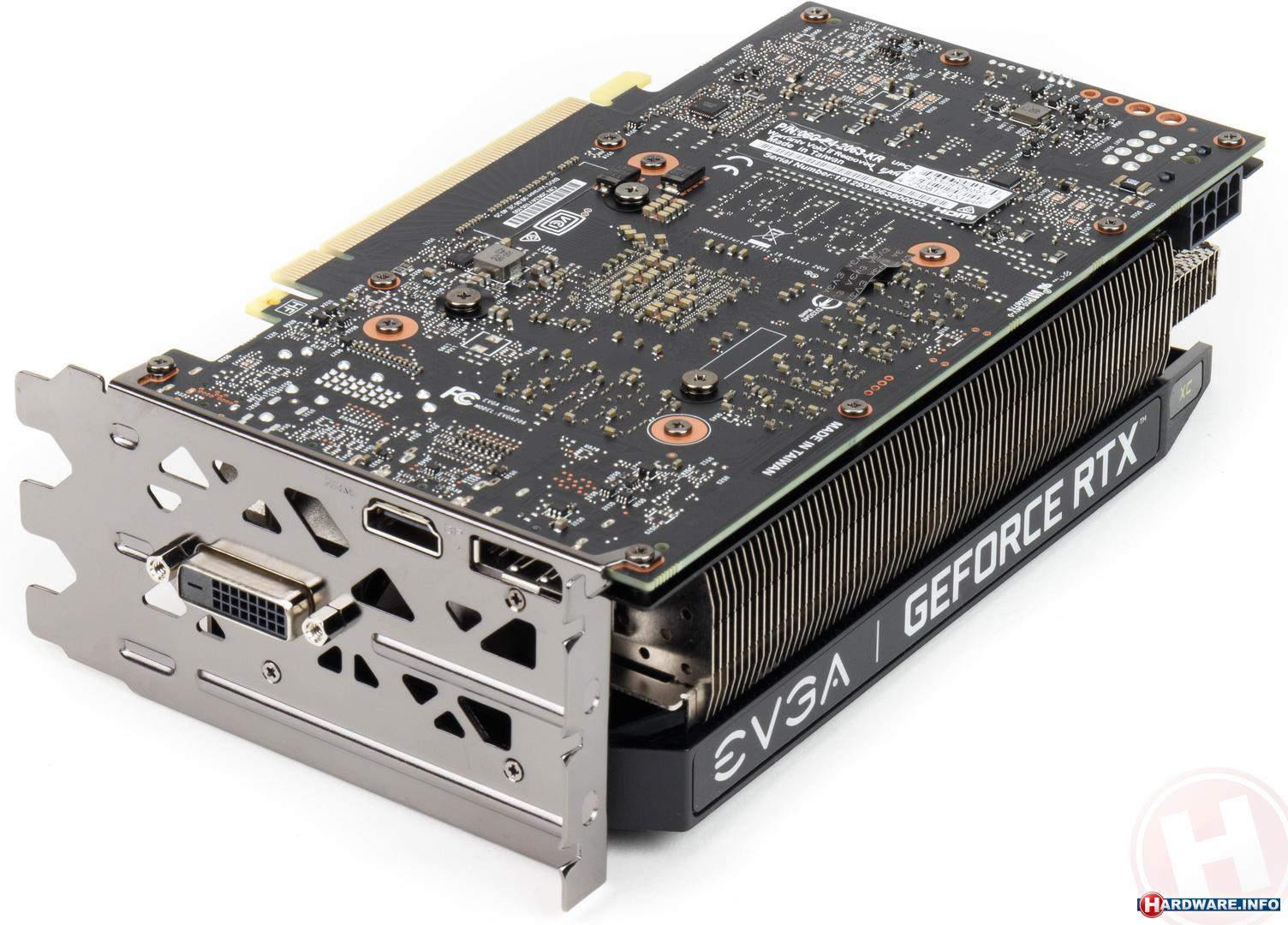 EVGA GeForce RTX 2060 XC Gaming 6GB