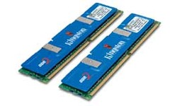 Kingston HyperX 1GB DDR2-533 kit
