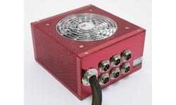 Hiper Type-R Modular 580W Red