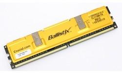 Crucial Ballistix 1GB DDR2-667 kit