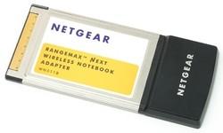 Netgear RangeMax Next Wireless Router