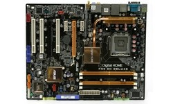 Asus P5W DH Deluxe