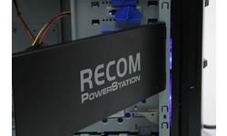 Recom PowerStation Black/Blue