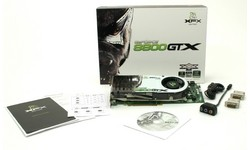 XFX GeForce 8800 GTX XXX Edition