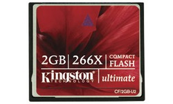 Kingston Compact Flash Ultimate 266x 2GB