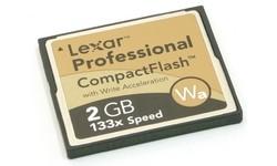 Lexar Compact Flash 133x 2GB