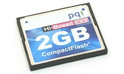 PQI Compact Flash 300x 2GB