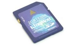 Kingston SD Ultimate 120x 2GB