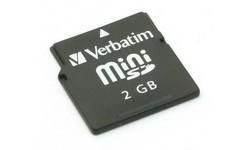 Verbatim MiniSD 2GB