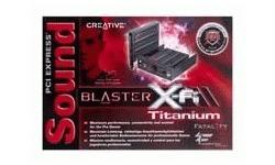 Creative Sound Blaster X-Fi Xtreme Gamer Fatal1ty Professional
