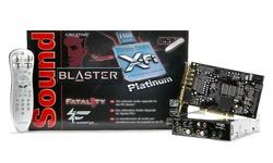 Creative Sound Blaster X-Fi Platinum Fatal1ty Champion